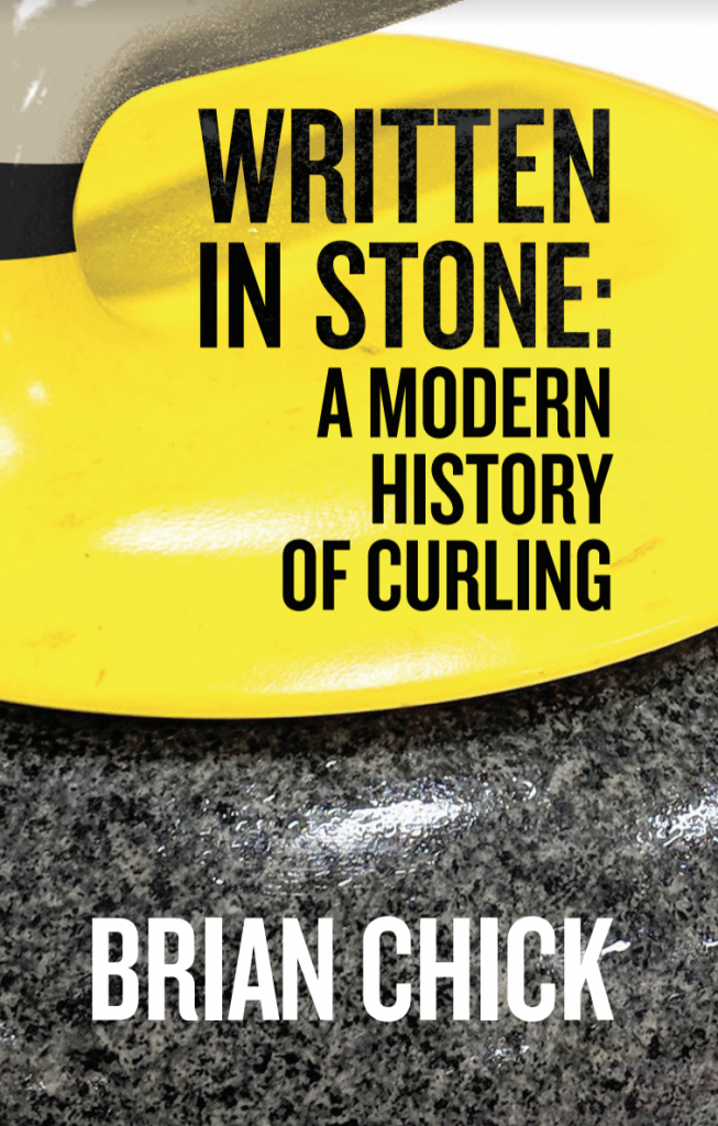 Written in Stone - Curling Book